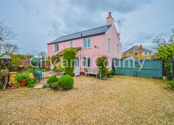 Thumbnail 3 bed detached house for sale in Shepeau Stow, Whaplode Drove, Spalding