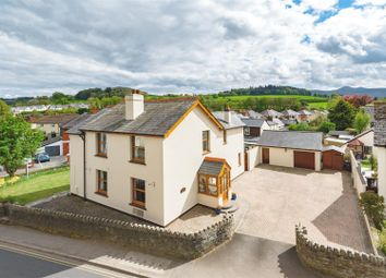 Thumbnail 4 bedroom detached house for sale in Newgate Street, Llanfaes, Brecon