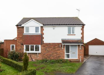 Thumbnail 3 bed detached house for sale in Market Hill, Boroughbridge, York