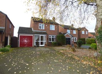 Thumbnail 3 bedroom detached house for sale in Caroline Close, Alvaston, Derby, Derbyshire