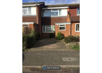 Thumbnail 2 bed terraced house to rent in Bois Hall Road, Addlestone