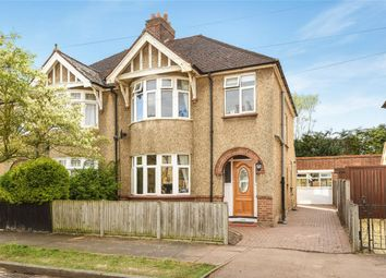Thumbnail 3 bed semi-detached house for sale in Talbot Road, Bedford