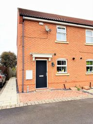 Thumbnail 2 bed end terrace house for sale in Station View, Selby