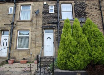 Thumbnail 2 bed terraced house to rent in Woodhall Avenue, Bradford