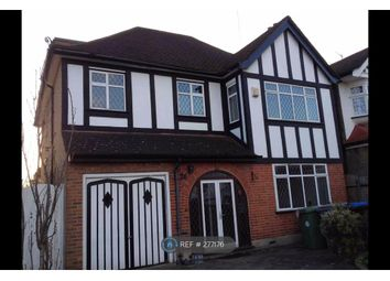 Thumbnail 5 bed terraced house to rent in Mount Stewart Avenue, Harrow, London