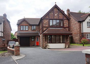 Thumbnail 4 bed detached house for sale in Finsbury Drive, Priorslee, Shropshire