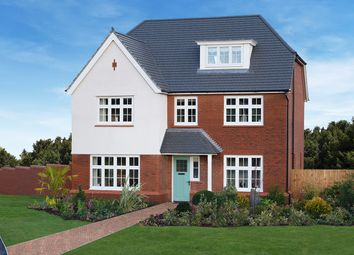 Thumbnail 5 bedroom detached house for sale in Parc Plymouth At Plasdŵr, Clos Parc Radur, Cardiff