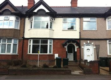 Thumbnail 6 bed terraced house to rent in Gulson Road, Stoke, Coventry, West Midlands