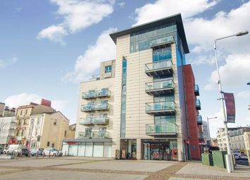 Thumbnail 1 bed flat for sale in Quayside, Bute Crescent, Cardiff Bay, Cardiff