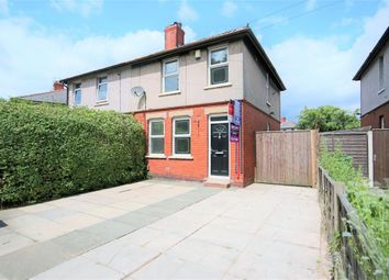 Thumbnail 2 bed semi-detached house for sale in Pennington Road, Leigh, Lancashire