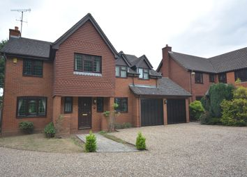 5 bed detached house for sale in Hopkins Close, Gidea Park RM2