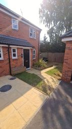 Thumbnail 3 bed semi-detached house for sale in Wye Close, Leicester