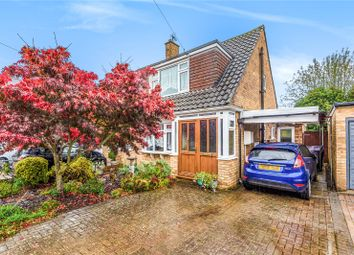 Thumbnail 3 bed semi-detached house for sale in Evans Close, Eynsham, Witney