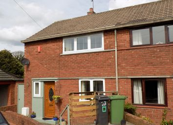 Thumbnail 2 bedroom semi-detached house to rent in Beverley Rise, Carlisle