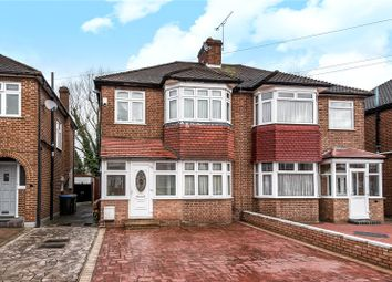Thumbnail 2 bed maisonette for sale in Crawley Road, Enfield