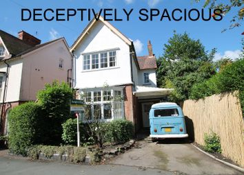 Thumbnail 4 bed detached house for sale in Carisbrooke Road, South Knighton, Leicester