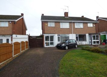 Thumbnail 3 bedroom semi-detached house for sale in Parklands Avenue, Leamington Spa, Warwickshire, England