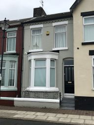 Thumbnail 3 bed terraced house for sale in Grafton Street, Toxteth, Liverpool