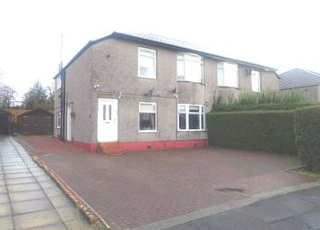Thumbnail 3 bed flat for sale in Kingsbridge Drive, Rutherglen, Glasgow