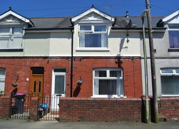 Thumbnail 3 bed terraced house for sale in Commercial Close, Talywain, Pontypool