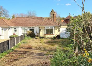 Thumbnail 3 bed bungalow for sale in Findon Road, Findon Valley, West Sussex