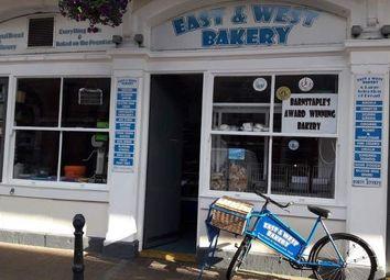Thumbnail Retail premises for sale in 1 Butchers Row, Barnstaple