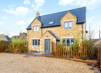 Thumbnail 3 bed detached house for sale in Station Road, Kemble, Cirencester