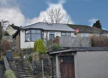 3 bed semi-detached bungalow for sale in Jodrell Road, Whaley Bridge, High Peak SK23