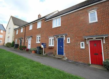 Thumbnail 2 bed terraced house for sale in Vaughan Williams Way, Redhouse, Swindon