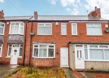 Thumbnail 2 bedroom terraced house for sale in Bridge Terrace, Stakeford, Choppington