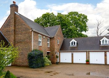 Thumbnail 4 bed detached house to rent in Paget Place, Warren Road, Coombe, Kingston Upon Thames