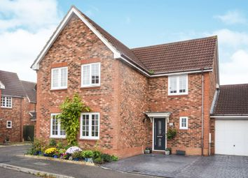 Thumbnail 4 bedroom detached house for sale in Martens Meadow, Braintree