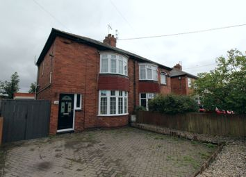 Thumbnail 2 bed semi-detached house for sale in Cleves Avenue, Ferryhill