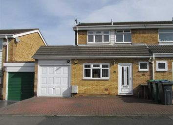 Thumbnail 3 bedroom property to rent in Francis Ward Close, West Bromwich