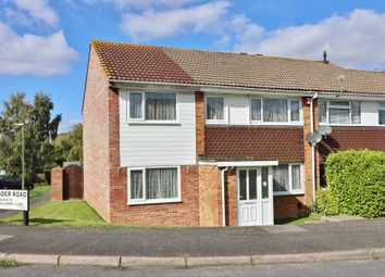 Thumbnail 4 bed end terrace house for sale in Crusader Road, Hedge End, Southampton, Hampshire