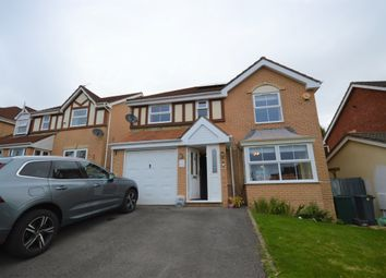 Thumbnail 4 bed detached house to rent in Clonakilty Way, Pontprennau, Cardiff