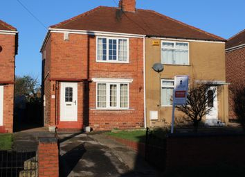 Thumbnail 2 bed semi-detached house for sale in Bawtry Road, Harworth