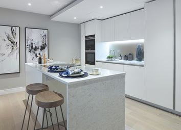 Thumbnail 3 bedroom flat for sale in Fulham Reach, Fulham, London