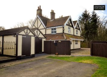 Thumbnail 4 bed detached house for sale in Old Road, Great Coates