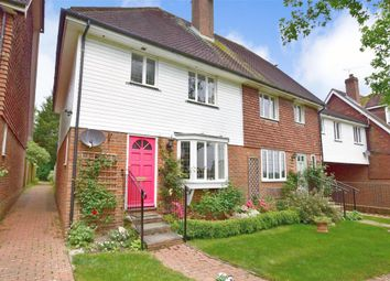 Thumbnail 3 bed semi-detached house for sale in Frythe Way, Newport, Kent