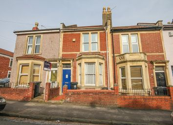 Thumbnail 2 bed terraced house for sale in Chessel Street, Bedminster, City Of Bristol