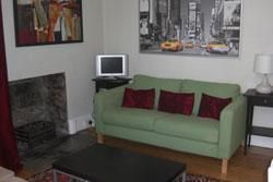 Thumbnail 2 bed flat to rent in West Montgomery Place, Edinburgh