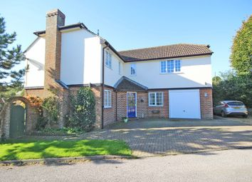 Thumbnail 5 bed detached house for sale in Jaundrells Close, New Milton
