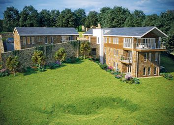 Thumbnail 2 bed flat for sale in New Build, 3 The Walled Garden, Roseland Parc Retirement Village, Truro, Cornwall