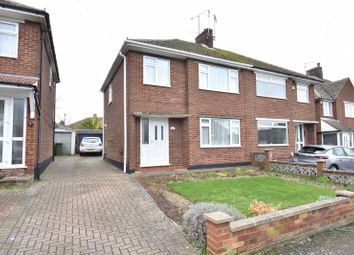 Thumbnail 3 bed semi-detached house for sale in Alpine Way, Luton