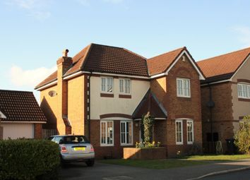 Thumbnail 4 bed detached house for sale in The Chase, Cottam, Preston