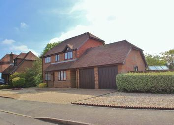 Thumbnail 4 bed detached house for sale in Court Meadow, Rotherfield, Crowborough