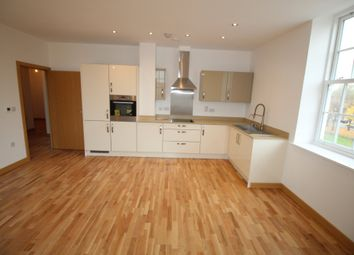 Thumbnail 2 bed flat to rent in Parkway, Welwyn Garden City