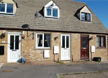 Thumbnail 1 bed terraced house to rent in Deer Park, Witney