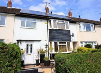 Thumbnail 4 bed terraced house for sale in Meadow Road, Stafford